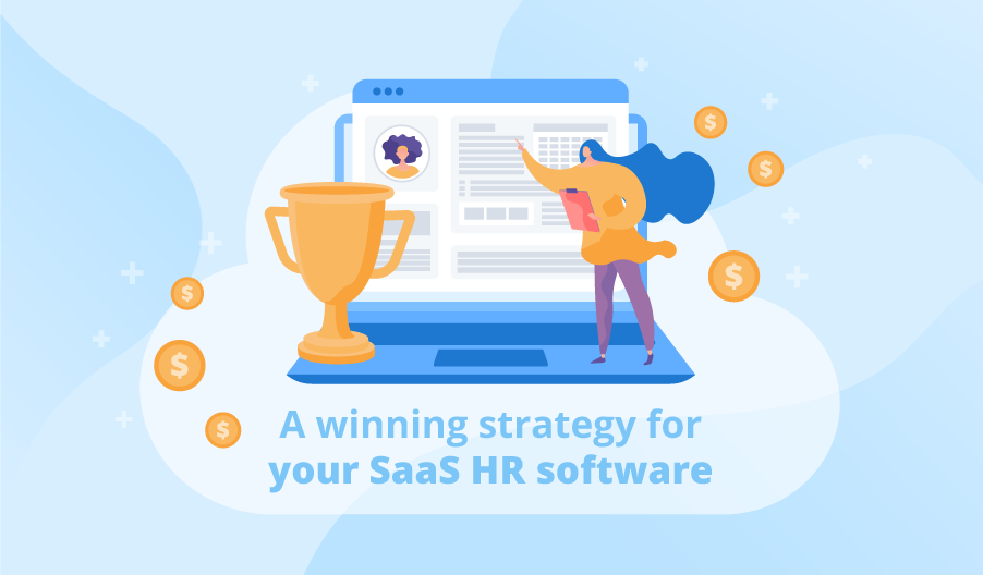 A Strategy for Increased Competitiveness of Your SaaS Software for Human Resources