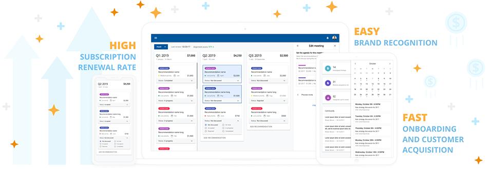 SaaS User Interface (UI) Design Services - ScienceSoft