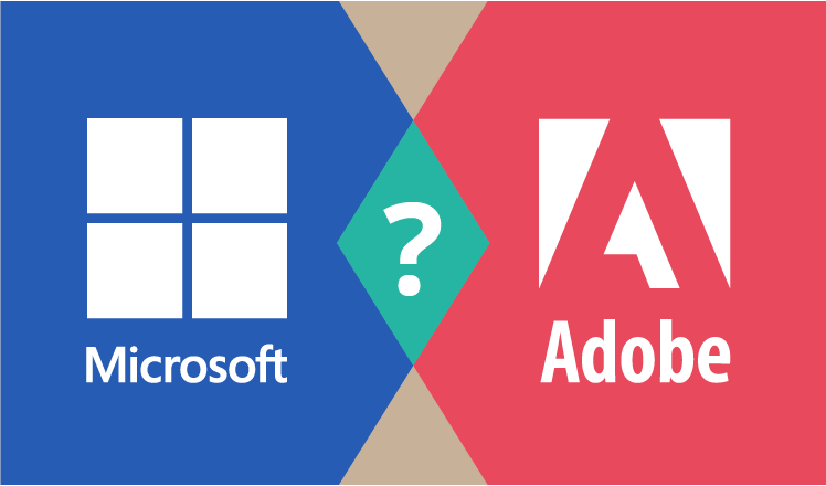 Microsoft & Adobe partnership