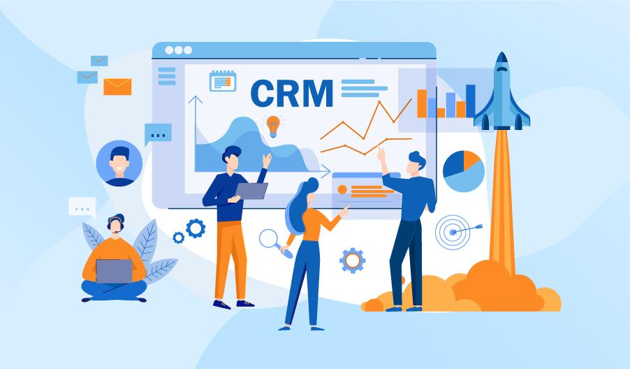 Top 3 CRM para startups
