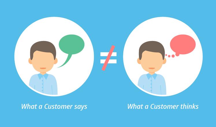 Problemas para medir la experiencia del cliente