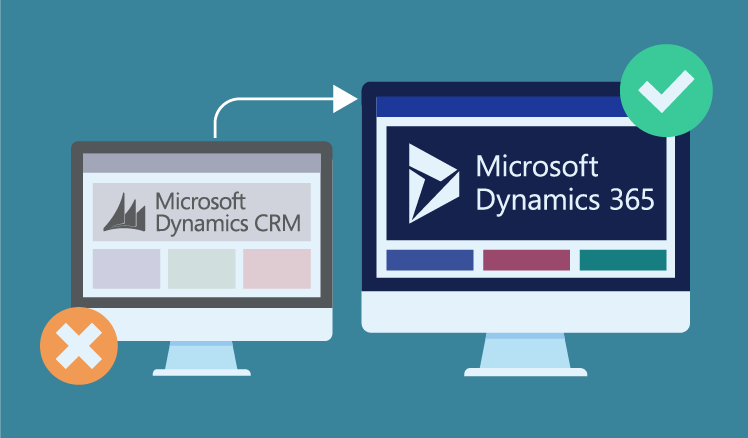 Dynamics CRM to Dynamics 365 migration
