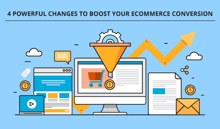 How to boost ecommerce conversion