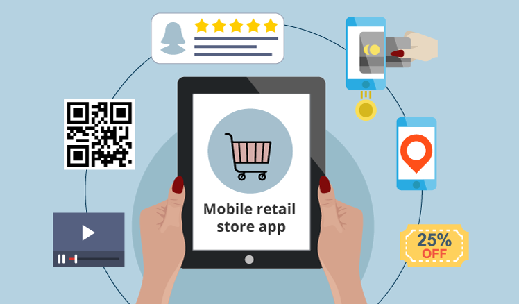 Mobile retail store app: 5 features that will step up your business