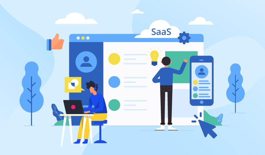 What Is A Saas Product - Pank Pages Education Corner