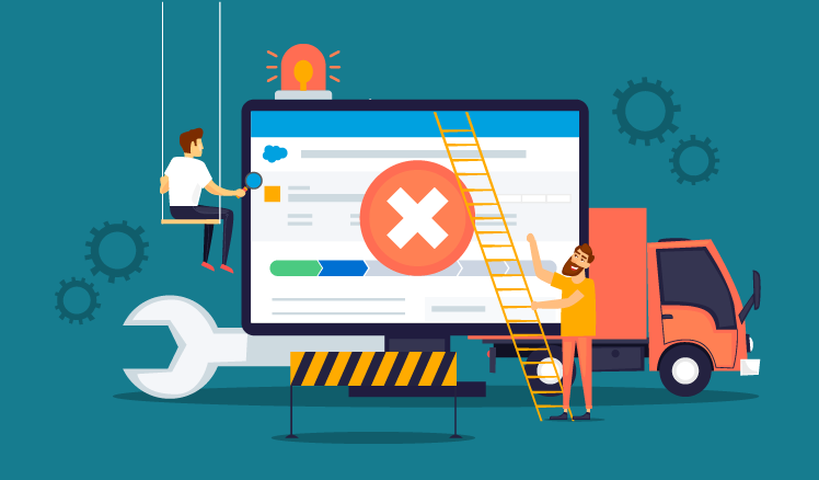 Salesforce downtime: what to expect and how to prepare
