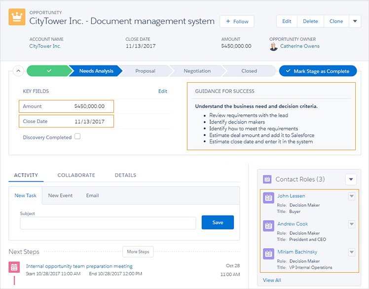 Salesforce Opportunity Stages: How to customize in 4 easy steps