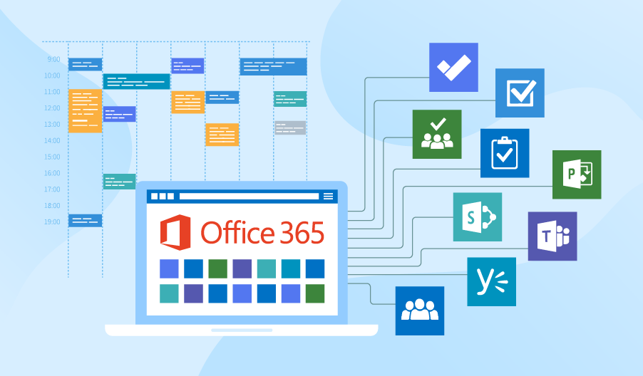 Office 365 Project Management Tools And Capabilities