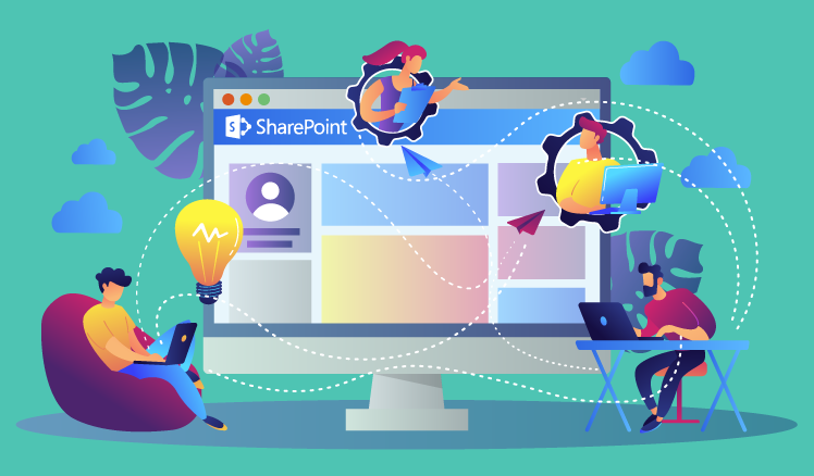 How to use SharePoint for collaboration at the enterprise level