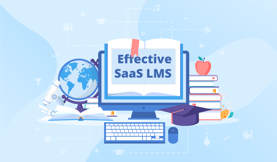 Best practices of SaaS LMS development for education