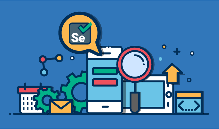 Mobile automated testing with Selenium: An overview