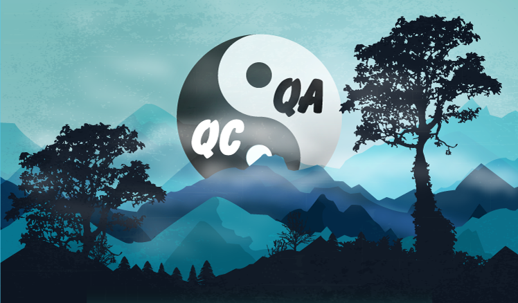 QA vs. QC: Fighting the fog