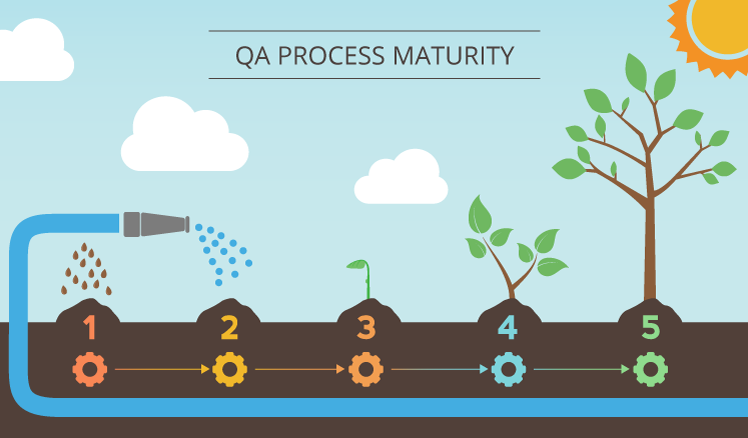 QA process maturity: Models and capabilities