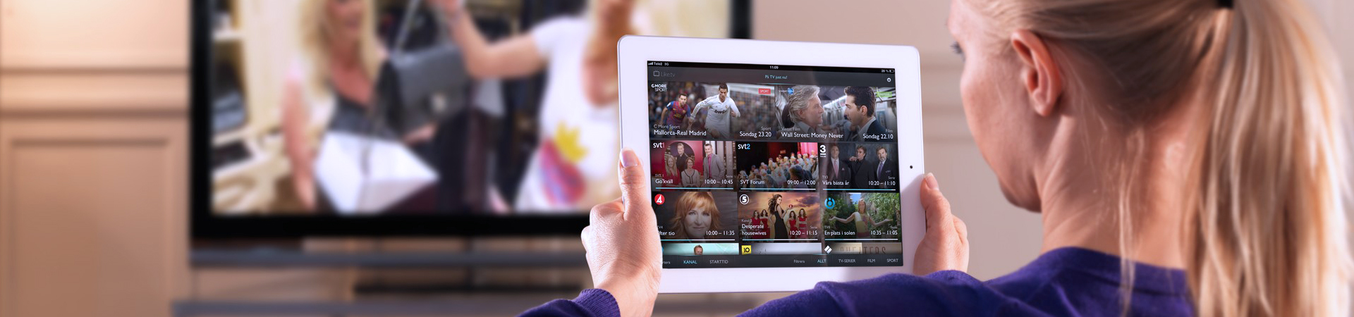 Development of Mobile Video Streaming Apps for a TV Industry Leader