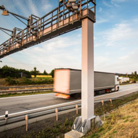 Testing of a Smart Transportation Application for Electronic Toll Collection
