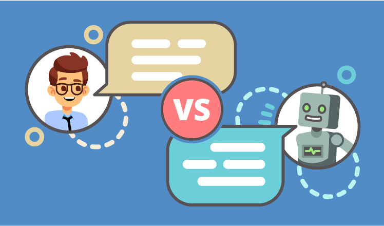 Live chats vs. chatbots: Who proffers better customer experience
