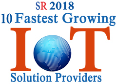 The Silicon Review - 2018: 10 Fastest Growing IoT Solution Providers