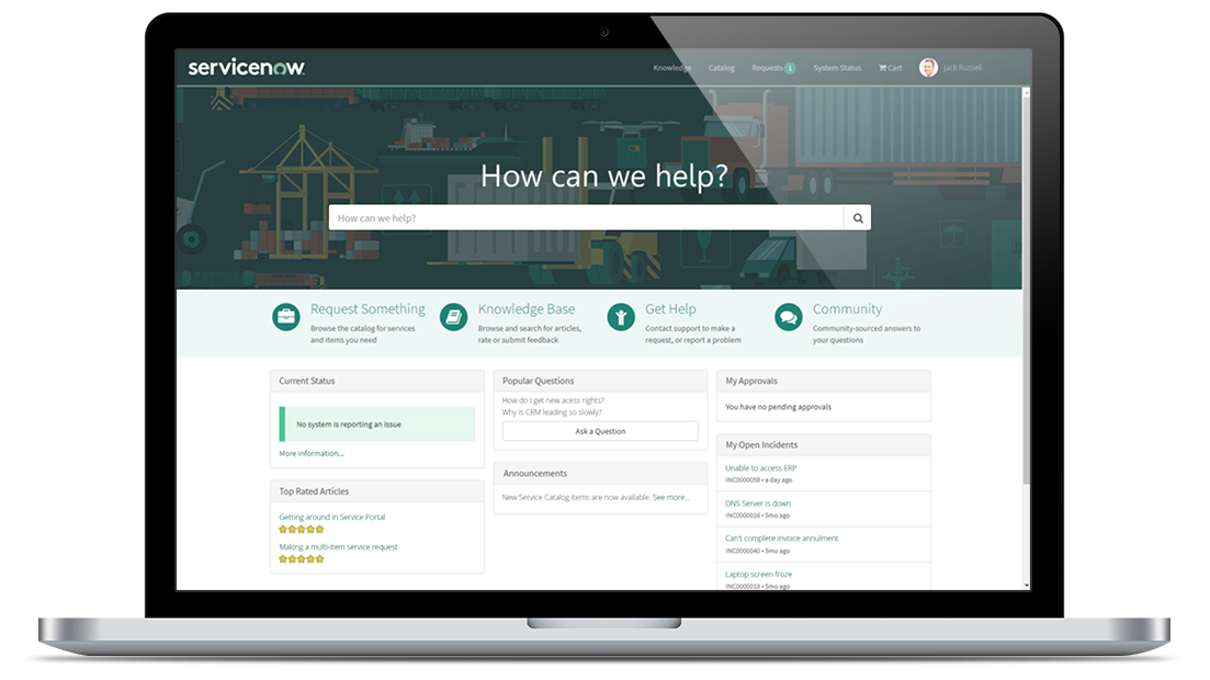ServiceNow Consulting Services – Crafted by ScienceSoft