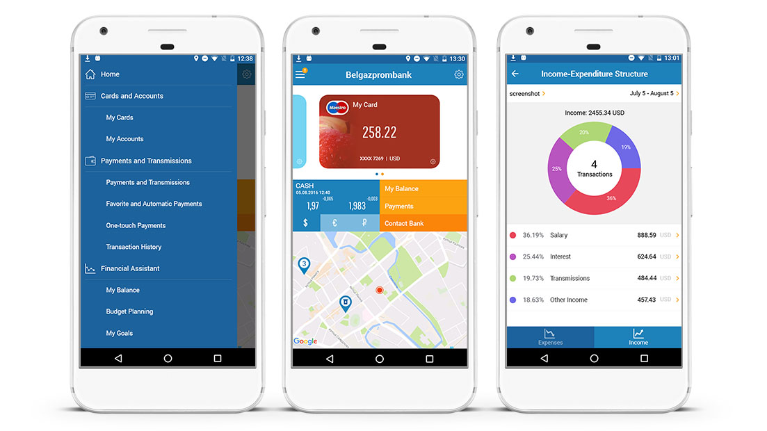 Award-winning Mobile Banking App
